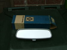 Vintage 1960's- 1970's Triumph, MG rear view day/night mirror, NOS!
