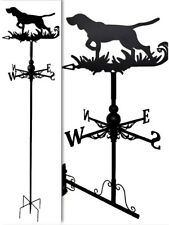 Dog Silhouette for Weathervane Signage and Brackets MC1464 Windvane Steel