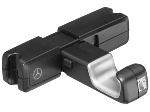 Mercedes - Benz Taschenhaken A0008140000 und Basisträger A0008103300
