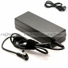 REPLACEMENT SONY VAIO VGN-AW21M LAPTOP ADAPTER CHARGER 90W