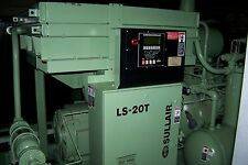 New listing Sullair Ls20T 200 200 hp. ,Warranty up to 350 psi