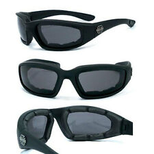 Choppers Motorcyle Riding Glasses Foam Padded Sunglasses - SFM C17