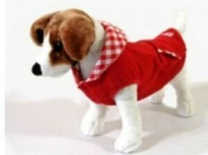 Gorgeous New Design Dog Fleece HOODIE Coat Sweater PINK OR RED - XXL