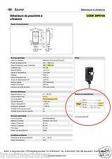 Baumer Ultrasonic Prox. UZDK30P6103 UZDK 30P6103 Dubai  1000mm Dual PNP NO Dubai