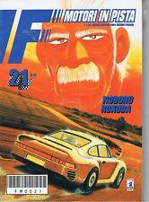 F MOTORI IN PISTA n.21 di NOBORU ROKUDA - STAR COMICS