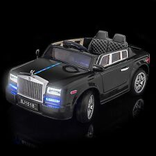 SPORTrax Rolls Royce Phantom Style Kids Ride on Car, FREE MP3 Player, RRB