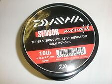 Sensore Daiwa monofilo LENZA DA PESCA 6 LB (ca. 2.72 kg) 0.24 mm 300 M