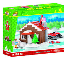 COBI Holiday 'Christmas Time' 220 Pieces Item #28020