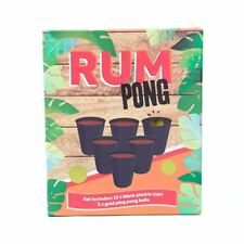 Rum Pong Party Game - Adult Drinking Games