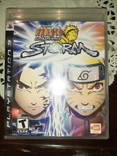 Naruto: Ultimate Ninja Storm (Sony PlayStation 3, 2008)