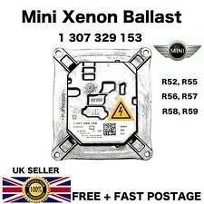New Mini1307329153 Xenon Headlight HID Ballast R52 R55 R56 R57 R58 R59 Module