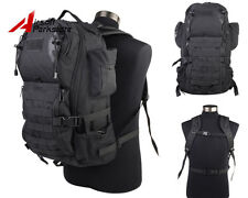 35L Tactical Military Combat Molle Backpack Assault Rucksack Pack Bag Black