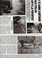 SP53 Clipping-Ritaglio 1981 Enrico Scagliotti Per 75 anni lontano dall'Italia