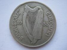 Ireland 1933 silver Halfcrown GF
