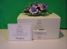 LENOX SWEET PEA Garden Flower Figurine NEW in BOX with COA