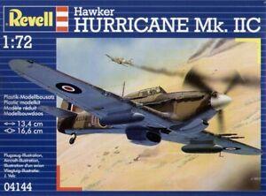 Revell 1/72 Hawker Hurricane Mk.IIc # 04144