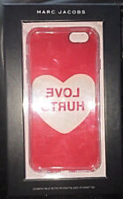 NEW Marc by Marc Jacobs Love Hurts Plastic iPhone 6 & 6s Case Red