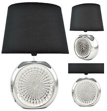 Tischlampe Tischleuchte Nachttischlampe Schreibtischlampe Lampe Keramik 5035