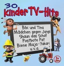 Kiddy Club - 30 Kinder TV-Hits - CD NEU