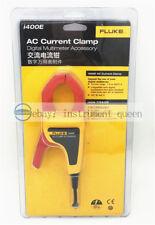 FLUKE I400E 400A AC CURRENT 4mm Banana Plug CLAMP-ON PROBE Use for Multimeter