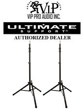 Ultimate Support TS-100B Air-Powered Series Lift-assist Aluminum Tripod (PAIR).