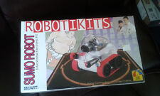 OWi - MOVIT 9647 Sumo ROBOT Build it Yourself Electronic Robot Kit - Robotikits