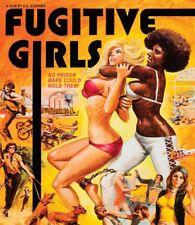 Fugitive Girl DVD + Blu-ray Vinegar Syndrome A.C. Stephen WIP Ed Wood1974 uncut