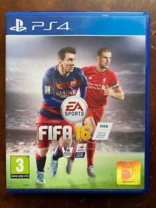 FIFA 16 PS4 2016 Football Soccer Game for Sony PlayStation 4