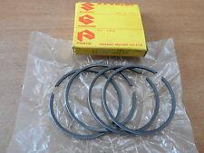 NOS OEM Suzuki Piston Ring Set O/S 0.50 1969-1971 T250 Hustler 12140-18110-050