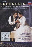 RICHARD WAGNER: LOHENGRIN 2 DVD JONAS KAUFMANN NEW+