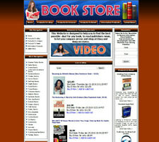 Affiliate Books Website For Sale Adsense Amazon Store Resell Products
