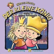 Der kleine König - CD / Hallo kleine Prinzessin: Spielenachmittag/ Poesiealbum