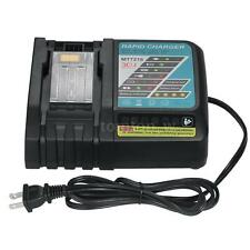 6.5A Rapid Charger Replacement 14.4V-18V Li-ion Battery for Makita DC18RC U6W4