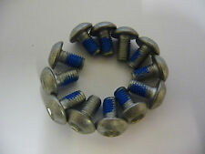 Disc Brake Rotor Bolts Bike Bicycle MTB Cycle loctite 6 or 12 Cheap Bargain NEW