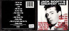 CD 1515  JACK SCOTT'S GREATEST HITS
