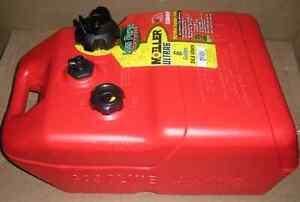 Moeller 620049LP Tank Gas Ultra 6 Gallon Low Profile EPA Compliant 11906