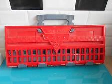 16.11.27.9 Malette valise de rangement pour voiture Carrying Case CARS 2 Disney