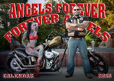 ANGELS FOREVER - FOREVER ANGELS KALENDER GERMANY / CALENDAR 2015 / SUPPORT