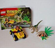 LEGO Dino Ambush Attack 5882 100% Complete Instructions Minifigure Dinosaur