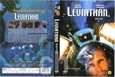 Leviathan (1989) - George P. Cosmatos, Peter Weller, Amanda Pays  DVD NEW