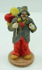 Willitt's Design Clown With Balloons 5856 Circus Mary Keen 1986 Figurine
