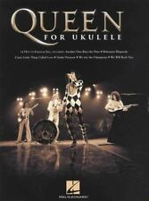 Queen for Ukulele Chord Melody Songbook 14 Hits Sing & Strum Bohemian Rhapsody
