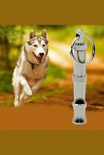 New listing �Dog Training Whistle Metal Stop Barking Pet Ultrasonic Puppy Next Day Shipping