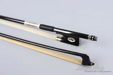 4/4 Carbon Fiber Violin Bow Straight Advance Model Pernambuco Performance