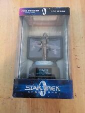 "Pewter Khan from ""Star Trek II The Wrath Of Kahn"""