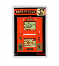 GAME WATCH DONKEY KONG NINTENDO FRIDGE MAGNET IMAN NEVERA