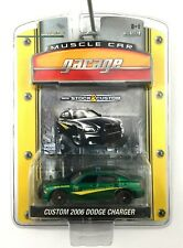 Greenlight Green Machine Wyoming Highway Patrol 06 Dodge Charger Police Die Cast