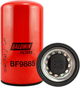 Lot of (2)  Baldwin BF9885 Fuel Filter