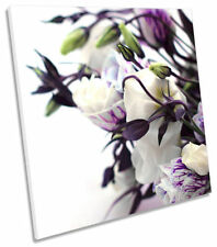 Canvas Floral White Art Prints