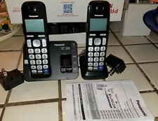 Panasonic Silver Cordless Home Telephones & Handsets for